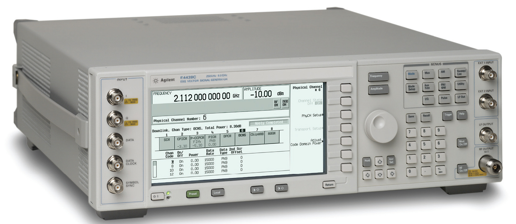 Agilent / Keysight E4438C for sale