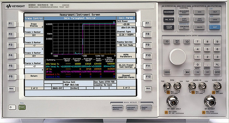 Agilent / Keysight E5515C for sale