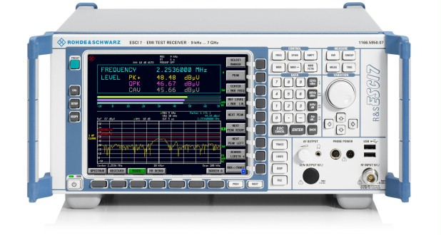 Similar product is Rohde & Schwarz ESCI