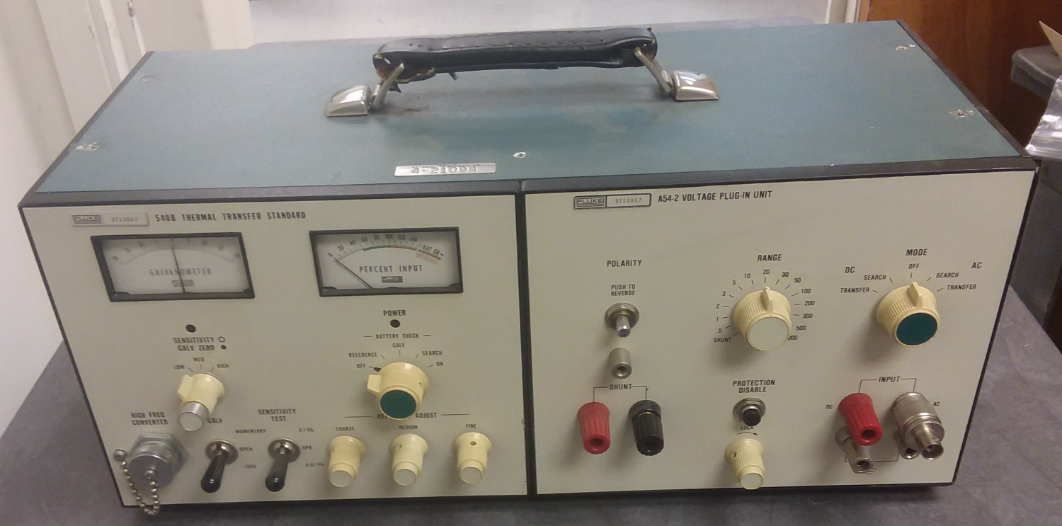 Fluke 540B for sale