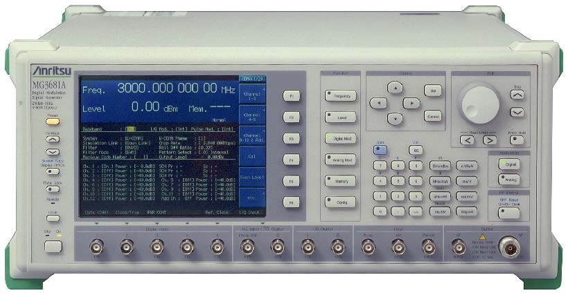 Anritsu MG3681A for sale