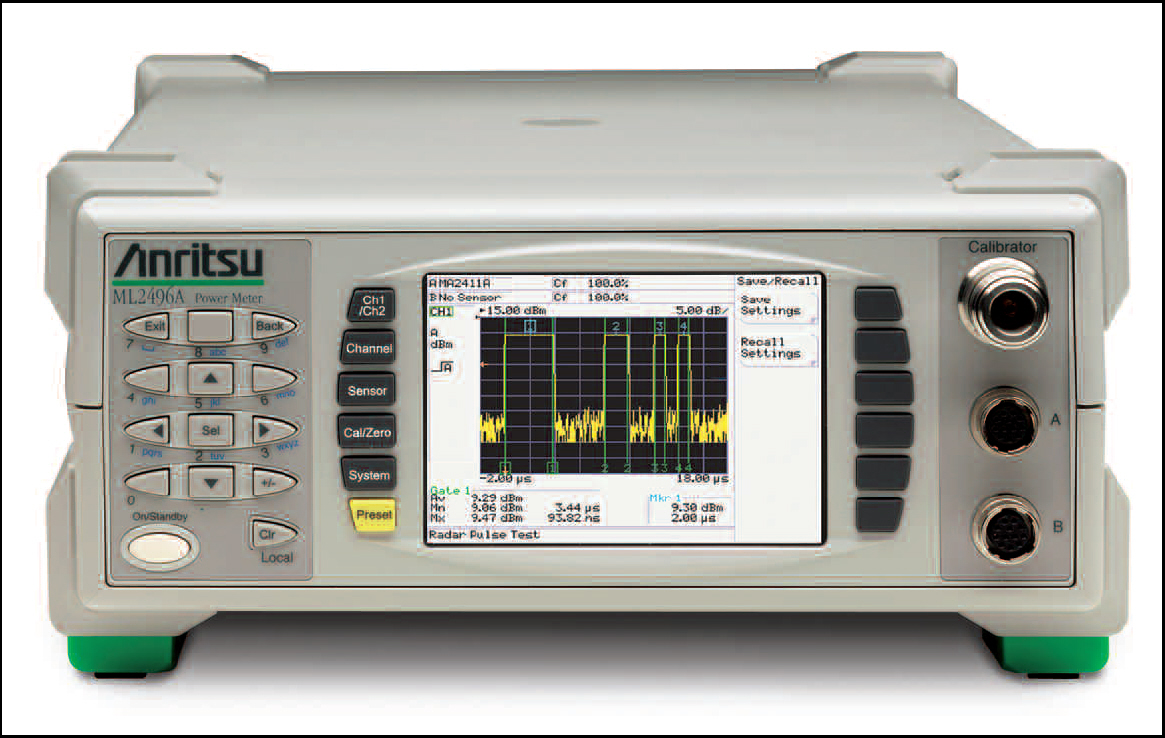 Anritsu ML2488A for sale