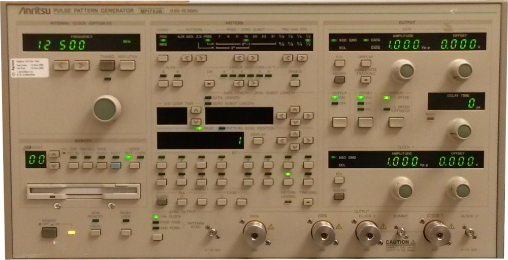 Anritsu MP1763B for sale