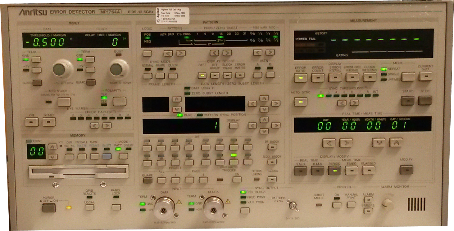 Anritsu MP1764A for sale