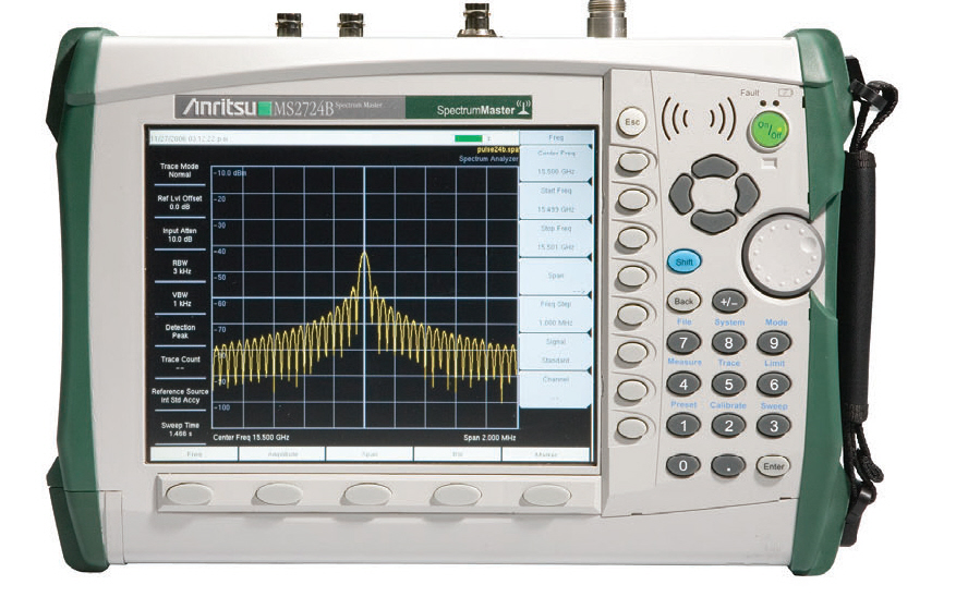 Anritsu MS2724B for sale