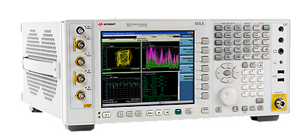 Agilent / Keysight N9020A just arrived