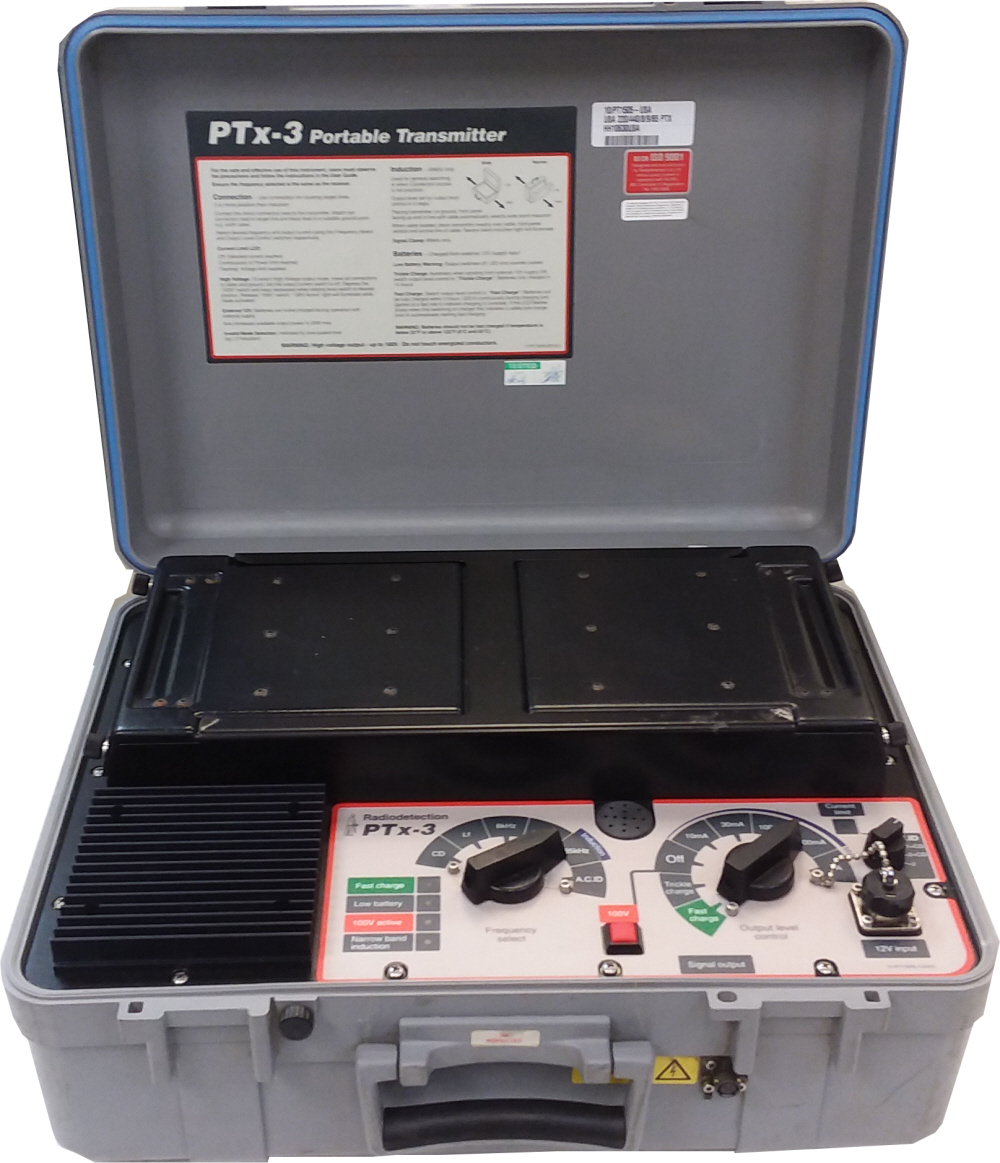 Radiodetection PTx-3 for sale