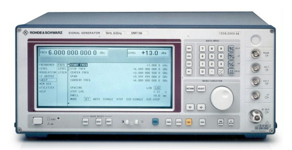Rohde & Schwarz SMT03 for sale