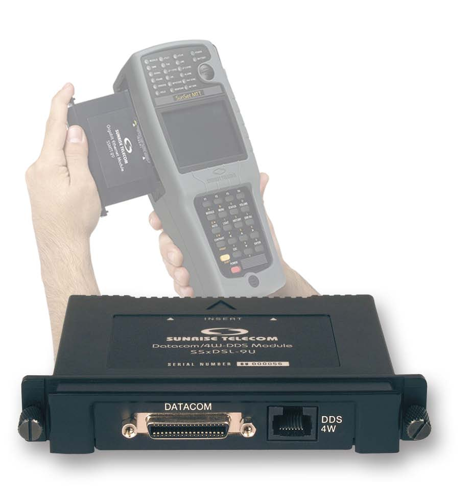 Sunrise Telecom SSXDSL-9 for sale