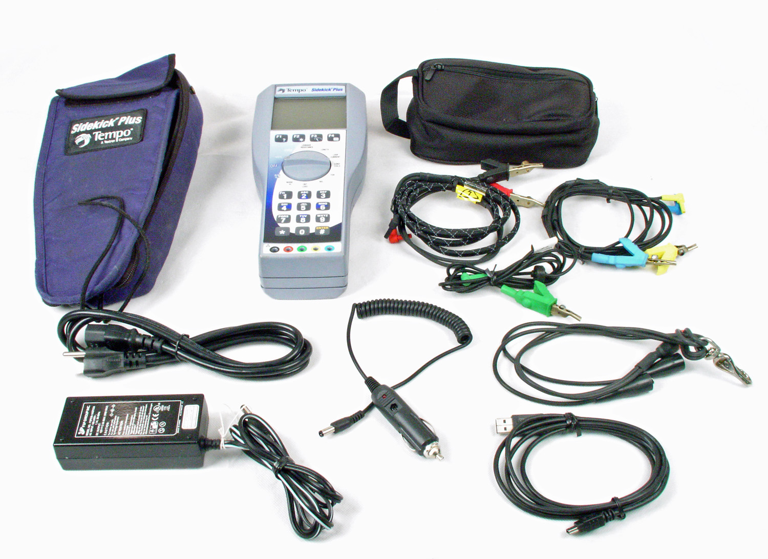 tempo research sidekick plus for sale 595 00 accusource electronics rh accusrc com tempo sidekick t&n manual pdf Tempo Sidekick TN User Manual