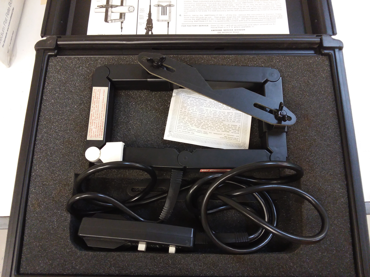 Amprobe CT50-1 for sale