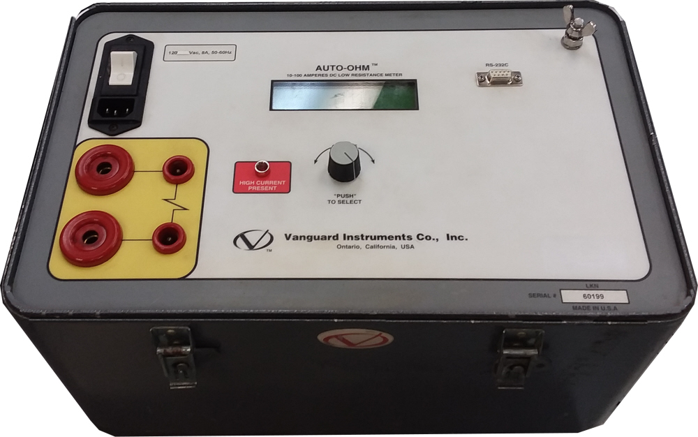 Vanguard Instruments Auto-Ohm for sale