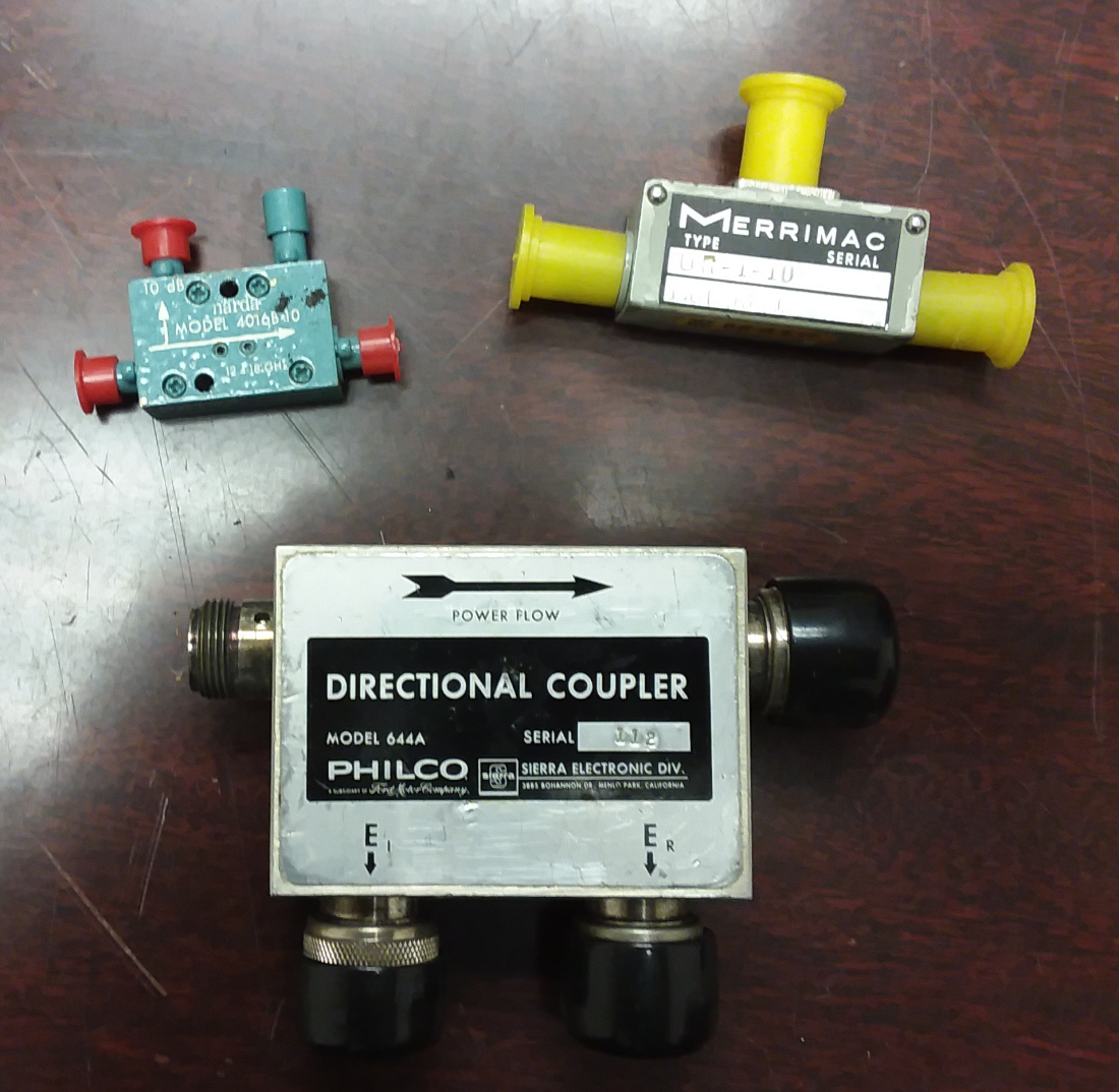 AccuSource Batch of directional couplers for sale