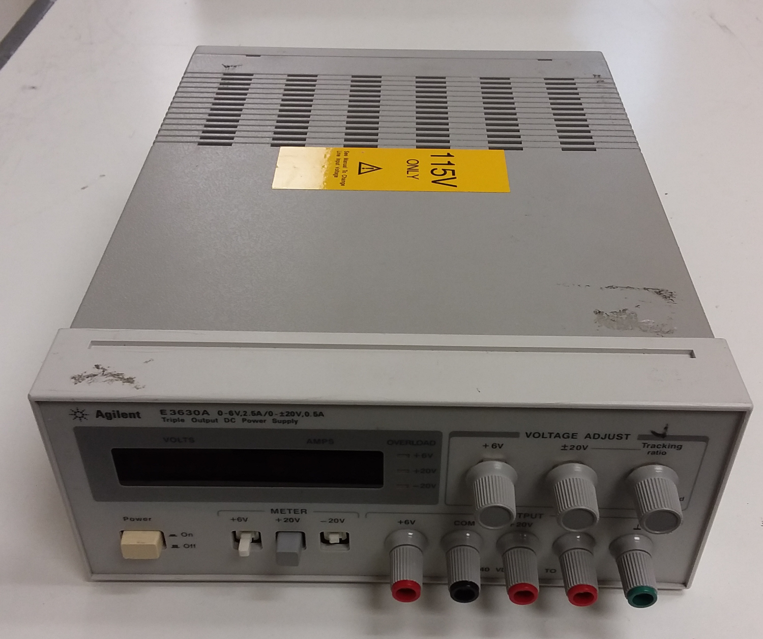 HP / Agilent E3630A for sale