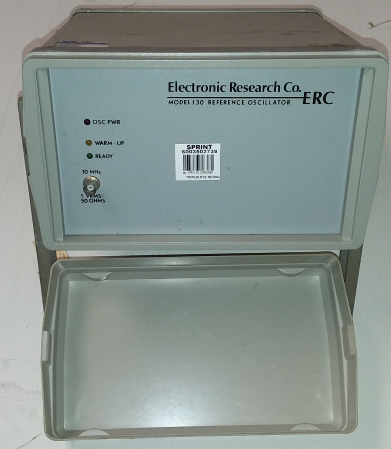 Electronic Research Corp Model 130 for sale