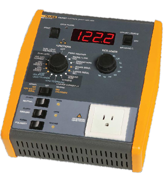 Similar product is Fluke ESA601