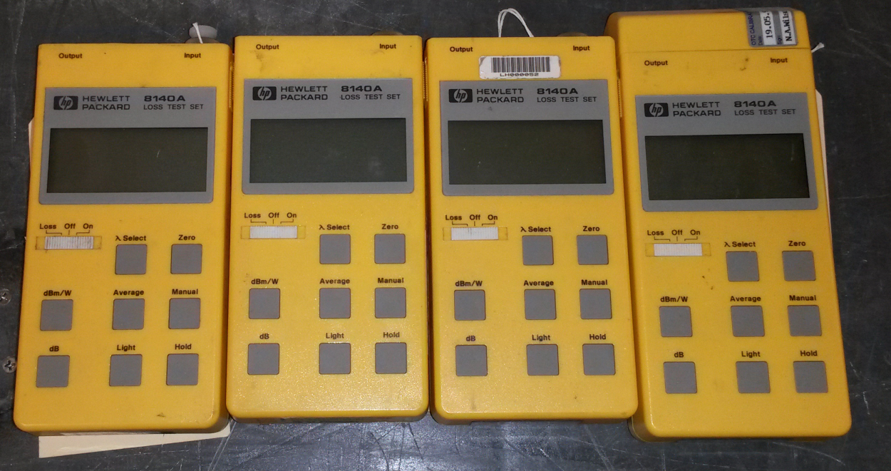 Agilent / HP 8140A for sale