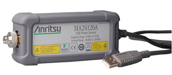 Similar product is Anritsu MA24126A