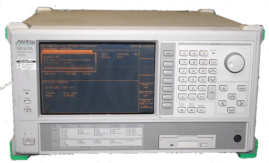 Anritsu ME3620A for sale