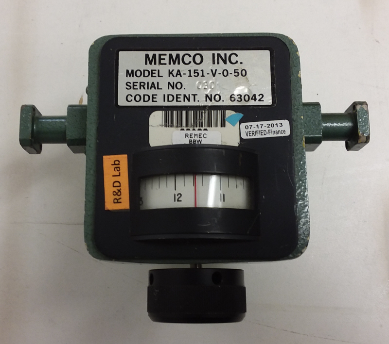 Memco KA-151V-0-50 for sale