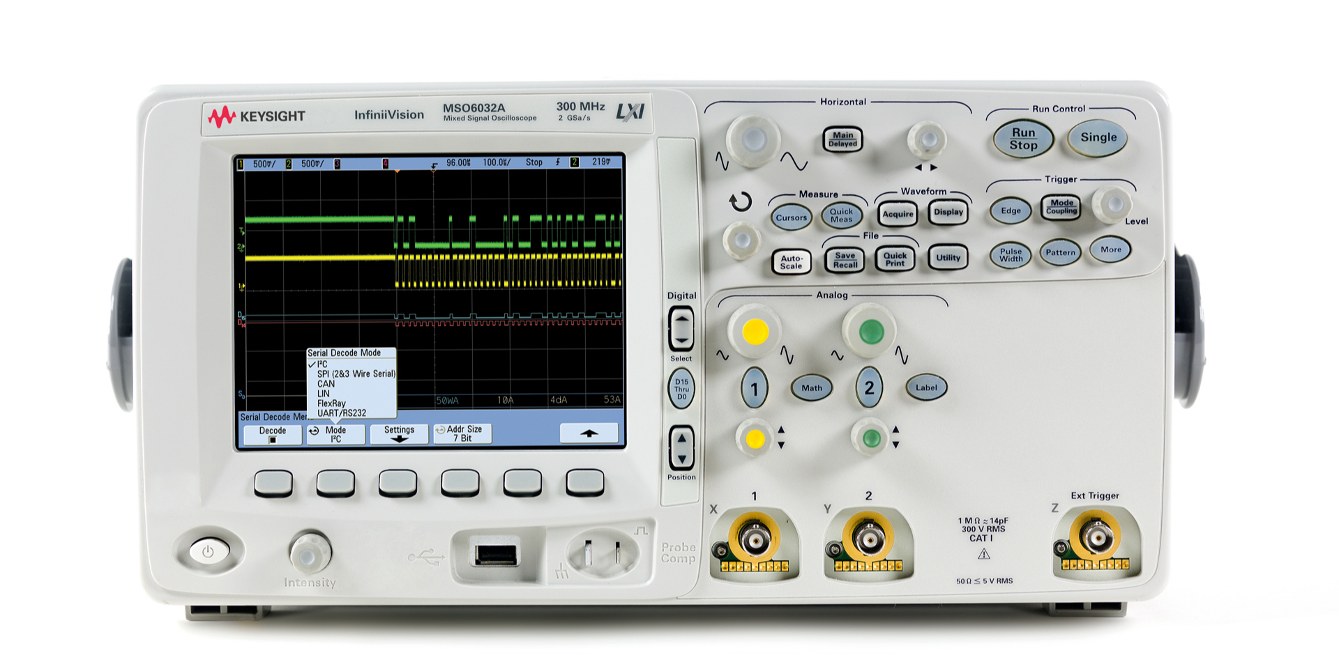 Agilent / Keysight MSO6032A just arrived