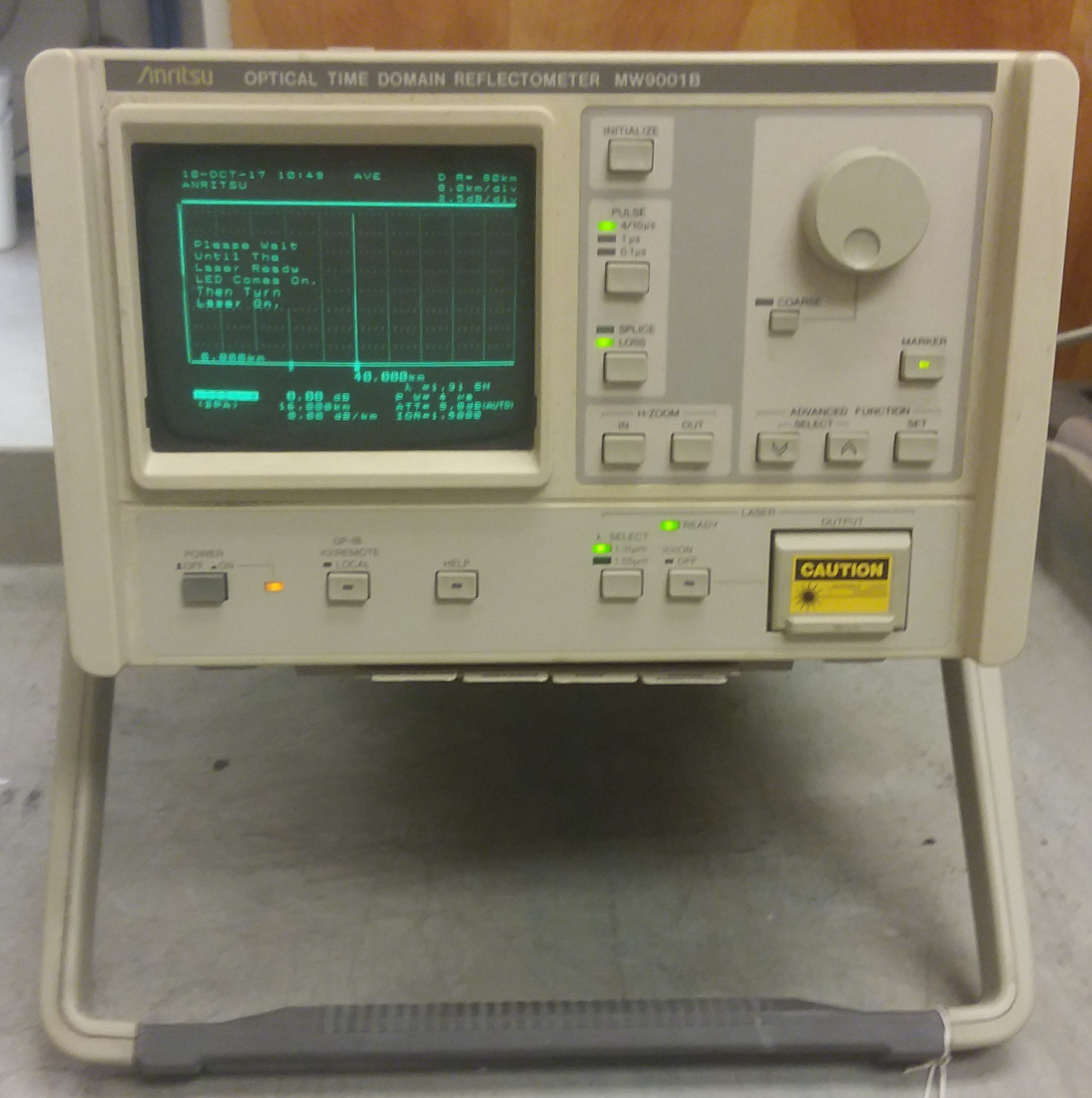 Anritsu MW9001B for sale