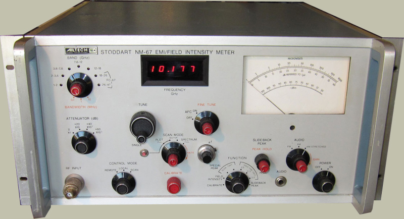 Eaton / Ailtech NM-67 for sale