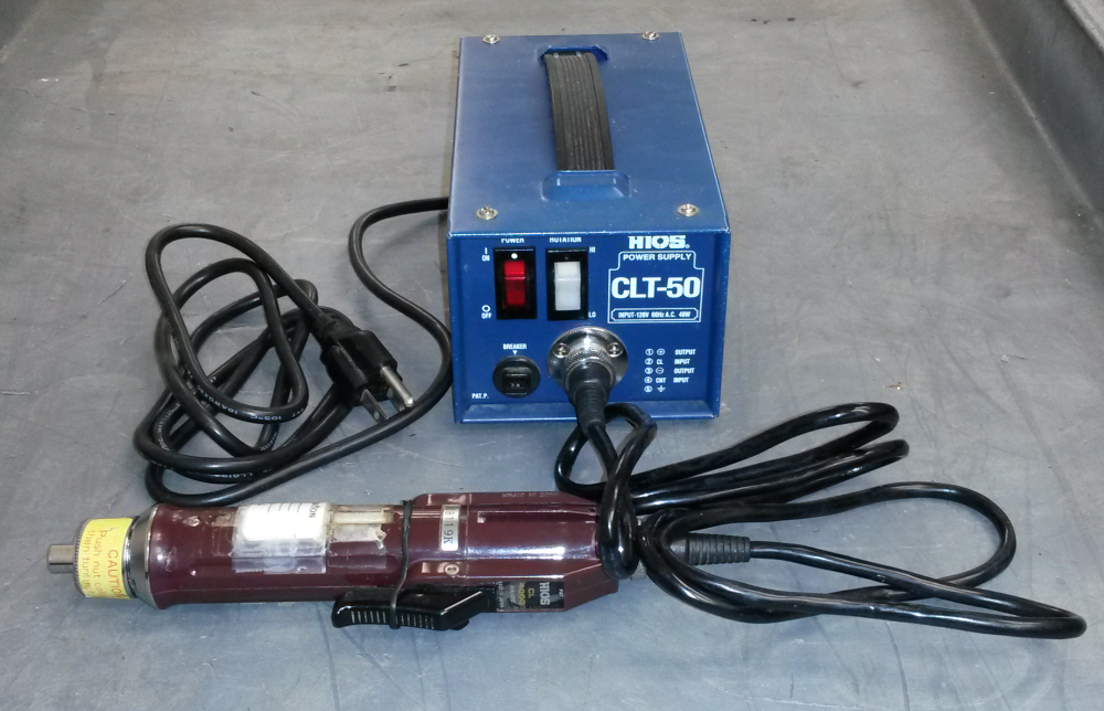 Hios CL4000 for sale