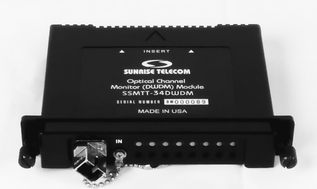 Sunrise Telecom SSMTT-34 CWDM for sale