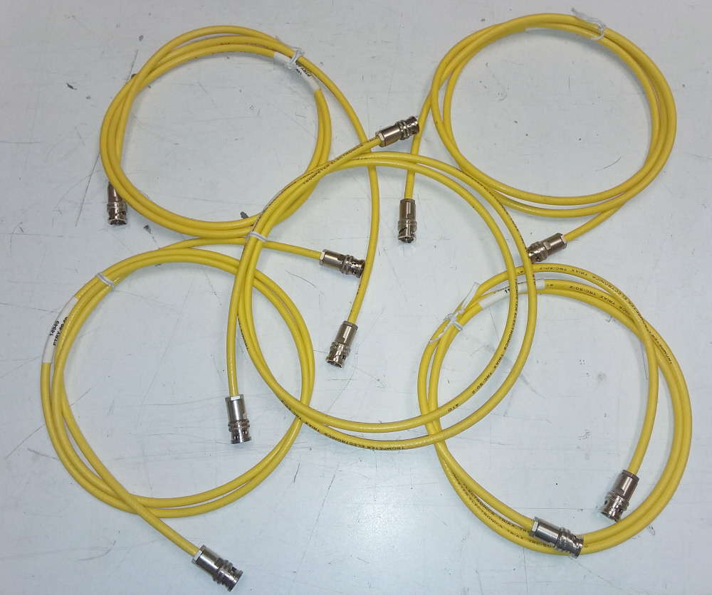 AccuSource triax cable batch2 for sale
