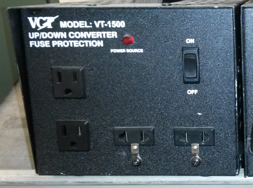 VCT Electronics VT-1500 for sale