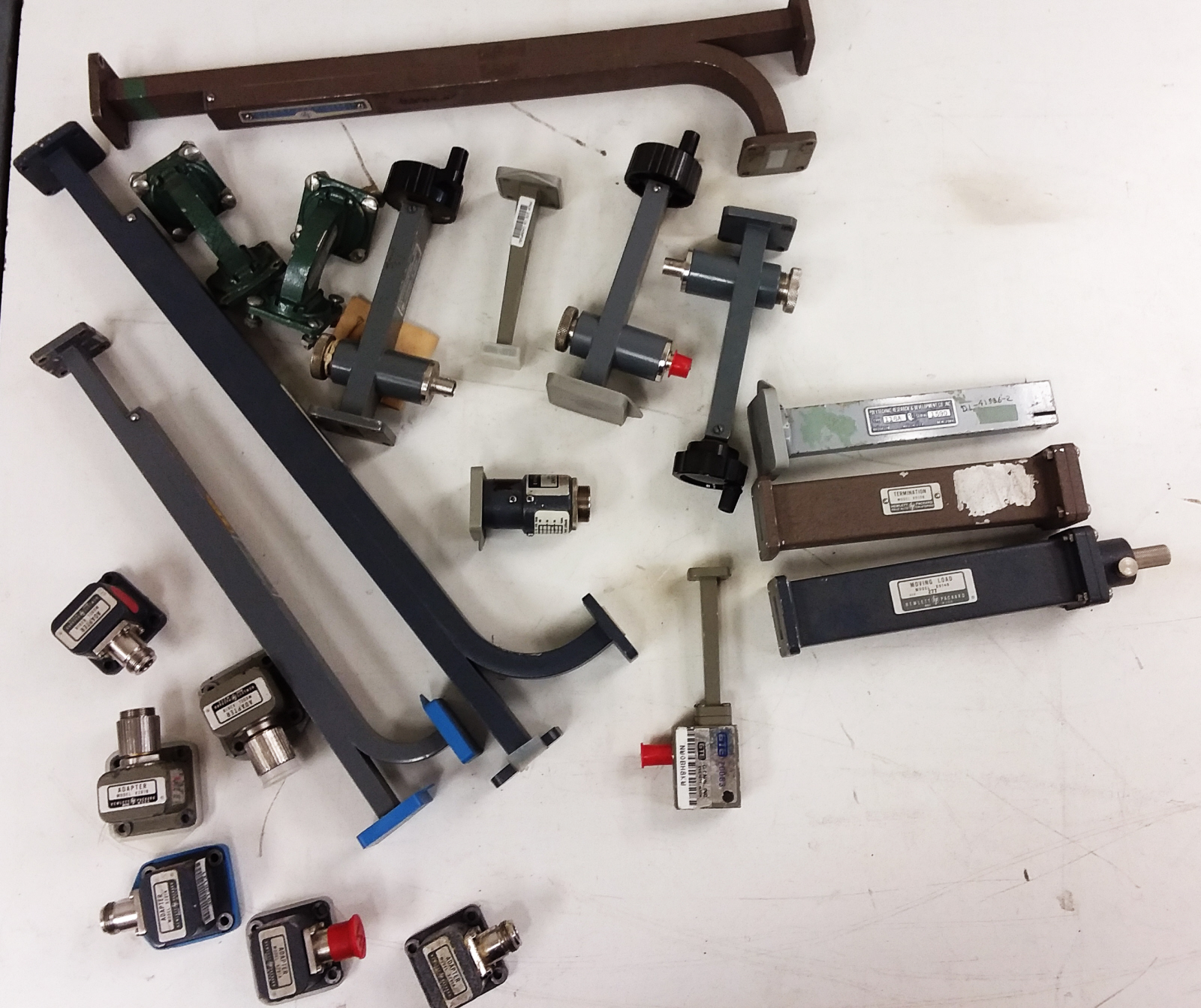 AccuSource large lot of waveguide for sale